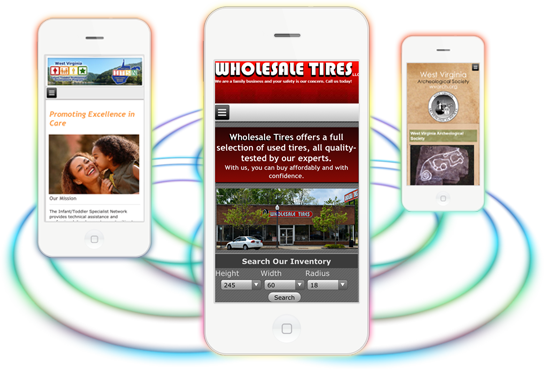 Websites on Mobile Devices