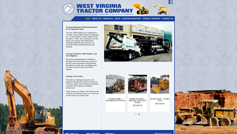 West Virginia Tractor Company